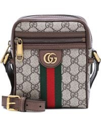 Gucci Ophidia Small Messenger Bag - Natural