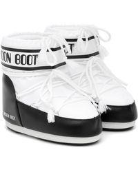 Moon Boot Classic S - White