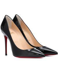 Christian Louboutin Kate 554 100 Court Shoes - Black