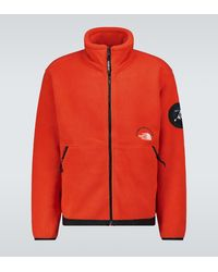 The North Face Jacke NSE Pumori Expedition - Rot