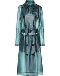 Dorothee Schumacher - Techno Transparency Raincoat - Lyst