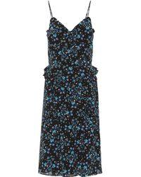 Altuzarra - Floral-printed Silk Dress - Lyst