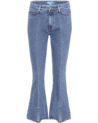 M.i.h Jeans Flared Jeans Marty - Blau