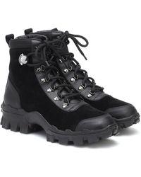 Moncler Helis Ankle Boots - Black