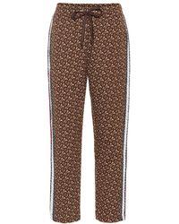 Pantalone Burberry Pantalone Burberry Tuta Donna fy6Y7gvb