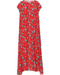 Vetements - Floral-printed Dress - Lyst