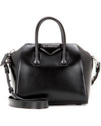 Givenchy Bolso Antigona Mini de piel - Negro