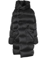 Rick Owens Lida Down Puffer Coat - Black
