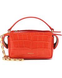 Wandler - Yara Box Leather Shoulder Bag - Lyst