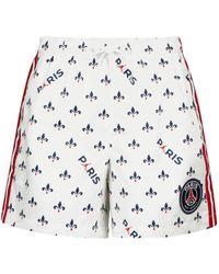 Nike Shorts Jordan Paris Saint-Germain - Weiß