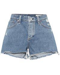 Rag & Bone Pantalones vaqueros cortos Misha - Azul