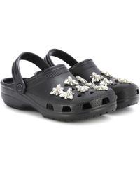 Christopher Kane - Crystal-embellished Crocs - Lyst