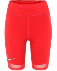 Nike City Ready Running Shorts - Red