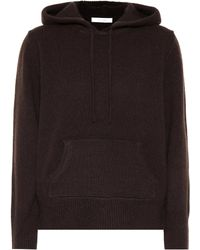 The Row - Nassam Cashmere Hoodie - Lyst