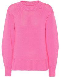 Étoile Isabel Marant Zino knit sweater - Rosa