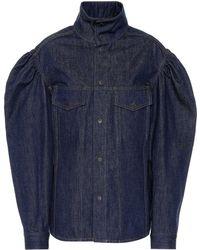 CALVIN KLEIN 205W39NYC Denim Jacket - Blue