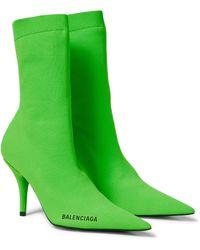 Balenciaga - Ankle Boots Knife - Lyst
