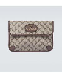 Gucci Neo Vintage GG Supreme Belt Bag - Multicolour