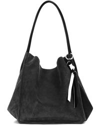 Proenza Schouler - Extra Large Suede Tote Bag  - Lyst
