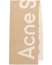 Acne Studios - Sciarpa in lana - Lyst