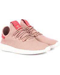 best website 470e0 d2aa6 adidas Originals - Zapatillas Tennis Hu de Pharrell Williams - Lyst