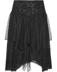 See By Chloé Lace Skirt - Black