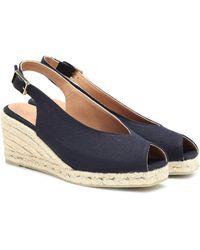 Castaner Sandalen für Damen Günstig im Outlet Sale - Blau