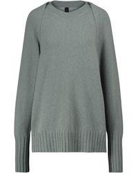Petar Petrov Neema Cashmere Sweater - Gray
