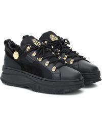 PUMA X Balmain Sneakers Deva - Schwarz