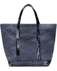 Lyst - Sandqvist -  gabriella  Tote Bag - Unisex - Leather - One ... c6ecdb2755cd0