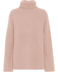 Jardin Des Orangers Exclusive To Mytheresa – Cashmere Turtleneck Sweater - Natural