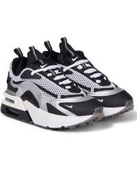 Nike Sneakers Air Max Furyosa NRG - Mettallic