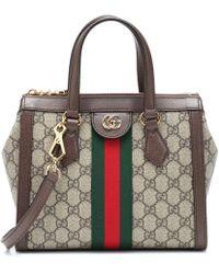 Gucci Ophidia Small GG Tote Bag - Multicolour