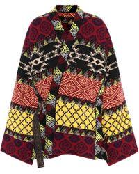 Etro - Reversible Kimono Jacket - Lyst