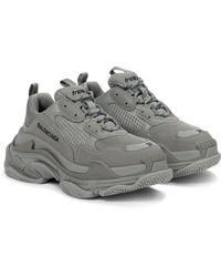 Balenciaga Sneakers Triple S - Grau