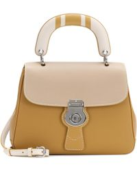 Burberry - The Medium Dk88 Shoulder Bag - Lyst