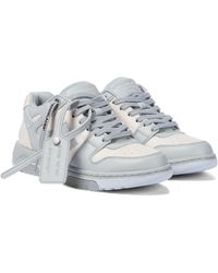 Off-White c/o Virgil Abloh - Sneakers Out Of Office aus Leder - Lyst