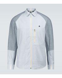 Junya Watanabe Man X Brooks Brothers Zipped Shirt - White