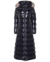 Moncler Hudson Down Coat - Black