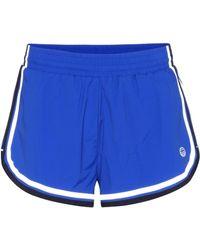 Tory Sport Shorts Side-Striped - Azul