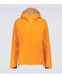 Arc'teryx Chaqueta Beta LT - Naranja