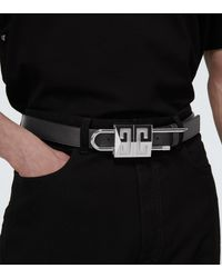 Givenchy Gürtel aus Leder - Schwarz