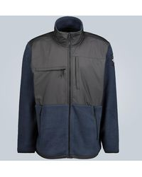 The North Face Giacca Denali in pile - Nero