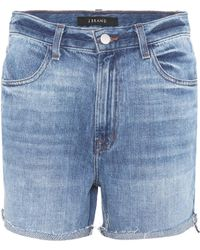J Brand - Denim Shorts - Lyst
