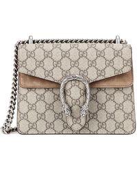Gucci Dionysus GG Supreme Mini Shoulder Bag - Multicolor