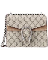 Gucci Dionysus GG Supreme Mini Bag - Multicolour