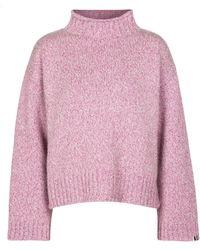 Extreme Cashmere Pullover N° 163 Ken - Pink