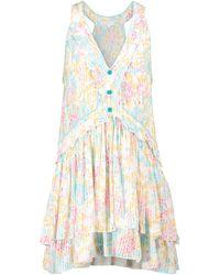 Poupette Exclusive To Mytheresa – Mae Floral Minidress - Multicolour