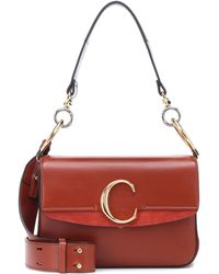 Chloé - C Small Shoulder Bag - Lyst