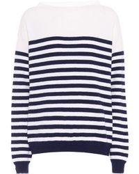 M.i.h Jeans - Striped Merino Wool Sweater - Lyst